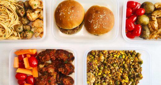 plan posiłków na tydzień